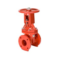 Fitting of Flanged OS & Y Gate Valve