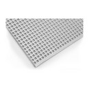 Fitting of Perforated Sheet - Square Holes